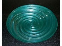 Turquoise decorative bowl from Next