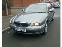 Jaguar x-type V6 se Auto automatic