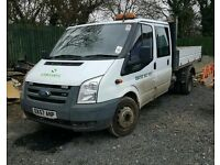 Ford Transit Tipper- Spares/Repair