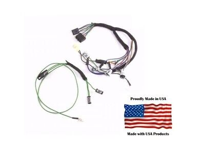 Wiring Harness John Deere 2520 3020 4000 4020 Diesel Powershift Alternator
