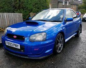 Subaru sti type uk ppp