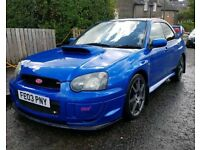 Subaru sti type uk ppp