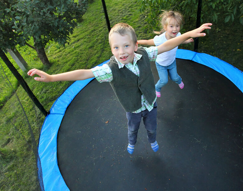 How to Care for Your Outdoor Trampoline