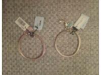 4 brand new london Barkley bracelets and 1 L/B chain