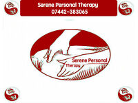 Serene Personal Therapy Best Mobile Massage Company in Luton