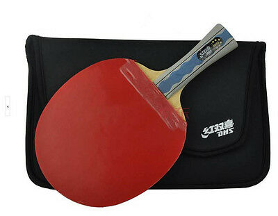Best DHS Table Tennis Paddle / Racket / Bat : 6Stars 6002,