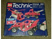 Lego Technics 8064 Universal Motor Set 9v