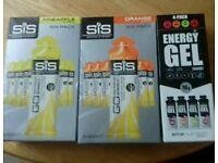 Sis sports energy gels