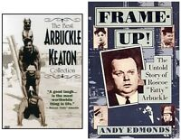 The Best Arbuckle/Keaton Collection (2-dvd set) + book