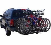 Apex piggy Bike rack - hitch with plug in lights Beecroft Hornsby Area Preview