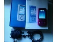 *BOXED* Nokia Slide 6700 pink