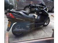 Suzuki Burgman AN400K5