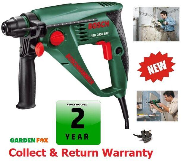Populair Bosch PBH 2500 SRE Rotary Hammer Drill 240v for sale online | eBay VU45