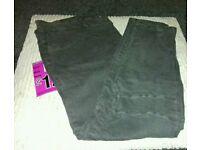 Womens grey next jeans size 16