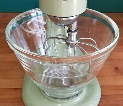 Vintage KitchenAid Hobart 3 Quart PYREX Glass Bowl for 3C Mixers