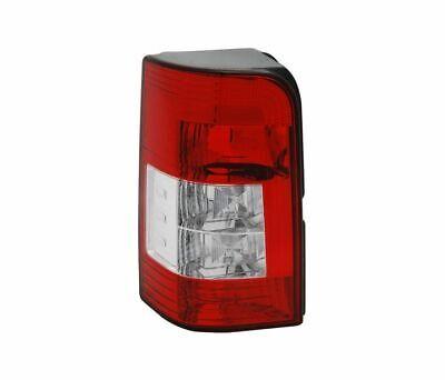 CITROEN BERLINGO 2006-2008 RED WHITE VT752L LEFT REAR LIGHT TAIL  comprar usado  Enviando para Brazil