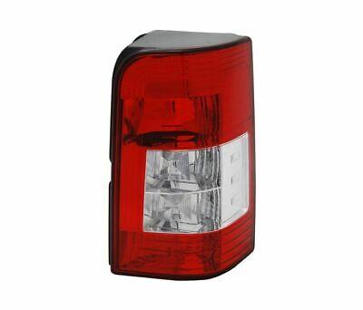 CITROEN BERLINGO 2006-2008 RED WHITE VT753P RIGHT REAR LIGHT TAIL  comprar usado  Enviando para Brazil