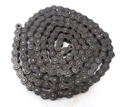 Diamond Riveted Roller Chain Size 60 117 12 L 34 Pitch 12 Rw