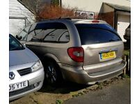 Chrysler voyager spares repairs no holding make an offer