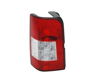 CITROEN BERLINGO 2006 2007 2008 RED WHITE VT754L LEFT REAR LIGHT TAIL comprar usado  Enviando para Brazil