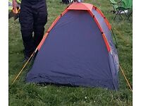 Small tent used once