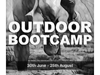 Mixed bootcamp for all ages and abilities
