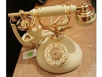 Classic french telephone