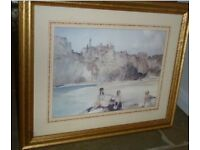 Russell Flint framed pictures