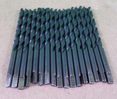 Lot Of 17 Precision Twist Drill 3 4 Hss Drills