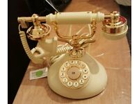 Brand new French telephone..