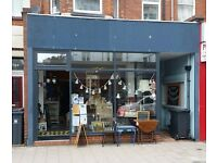 Retail shop/workshop to let in Exmouth