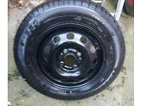 Firestone F580 tyre and rim size