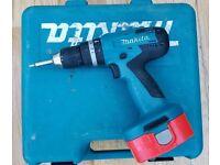 Makita 18v combi hammer drill