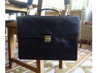 Brand New Osborne Leather Briefcase Bag Satchel
