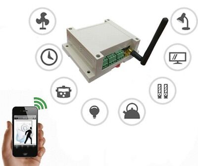 AC110-230V Wireless Wifi Relay Switch Multi-Channel Remote Control Network Relay