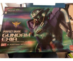 All new PG Gundam Exia (Lighting Model) for sale