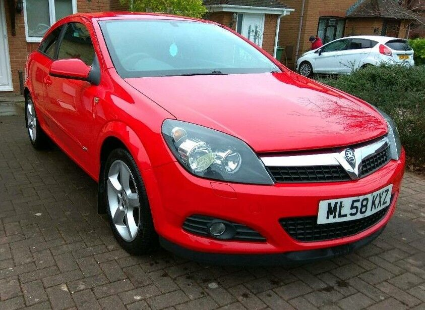 Vauxhall Astra 1.8 SRI, 140BHP, very good condition
