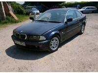 BMW 320ci E46