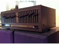 TECHNICS STEREO FREQUENCY EQUALIZER