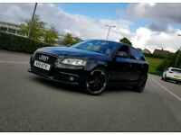 2011 Audi a3 black edition cheap bargain 335d s3 gti cupra