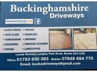 Buckinghamshire driveways
