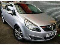 Vauxhall Corsa 1.2 petrol 80k 12 mot Icars L7 0LD
