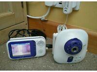 BT baby monitor digital video 1000