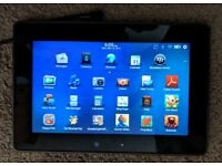 64gb blackberry tablet