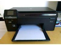 HP Photosmart Wireless e-All-in-One Printer - B110a plus ink