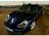 2001 Porsche Boxster 2.7