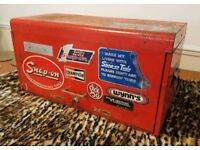 Snap On 3 Draw Tool Chest. Vintage