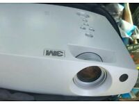 projecter 3m. x50 with