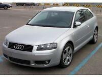 Audi A3 2.0 TDI DSG 2004 £2000