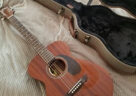 Guild m120 with Baggs Anthem